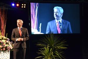 Minister Plasterk van Binnenlandse Zaken benadrukt het belang van burgerparticipatie